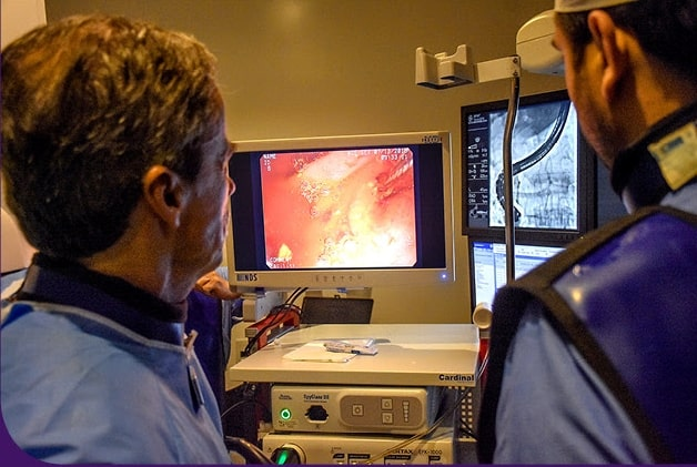 Colangiopancreatografia Retrógada Endoscópica (CPRE)